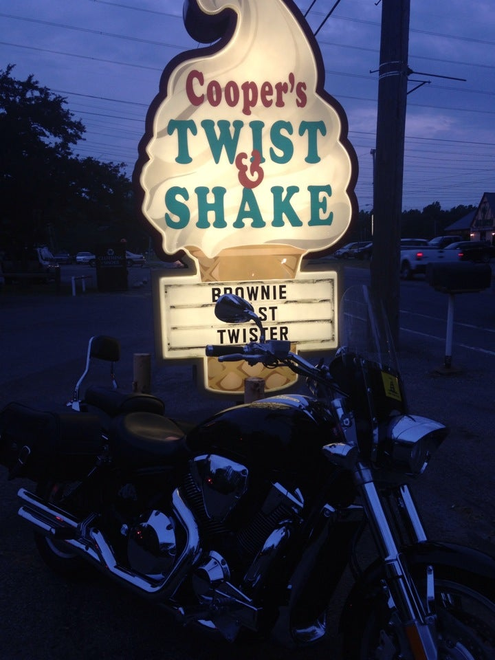 COOPERS TWIST & SHAKE,