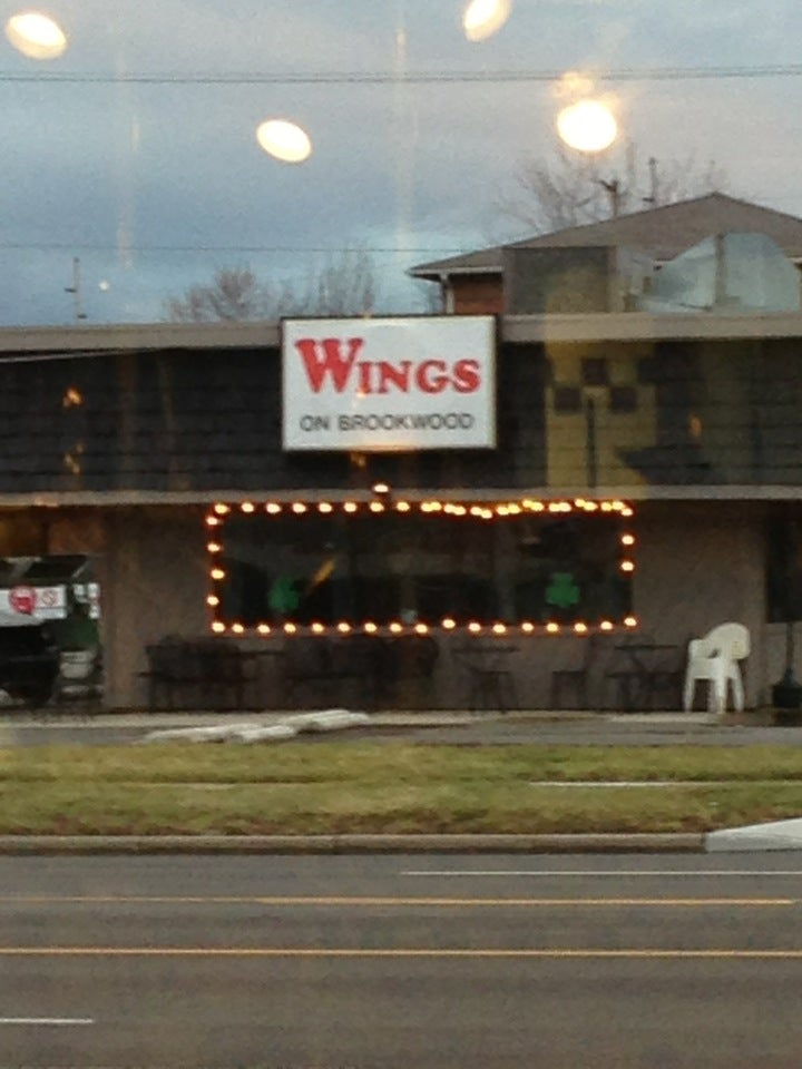 Wings On Brookwood,beer,fries,wings