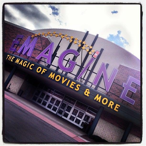 Emagine Theatre Canton