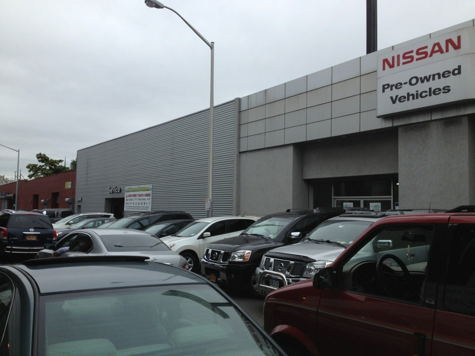 Bay Ridge Nissan Parts,