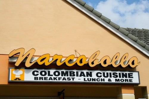 Narcobollo Restaurant,