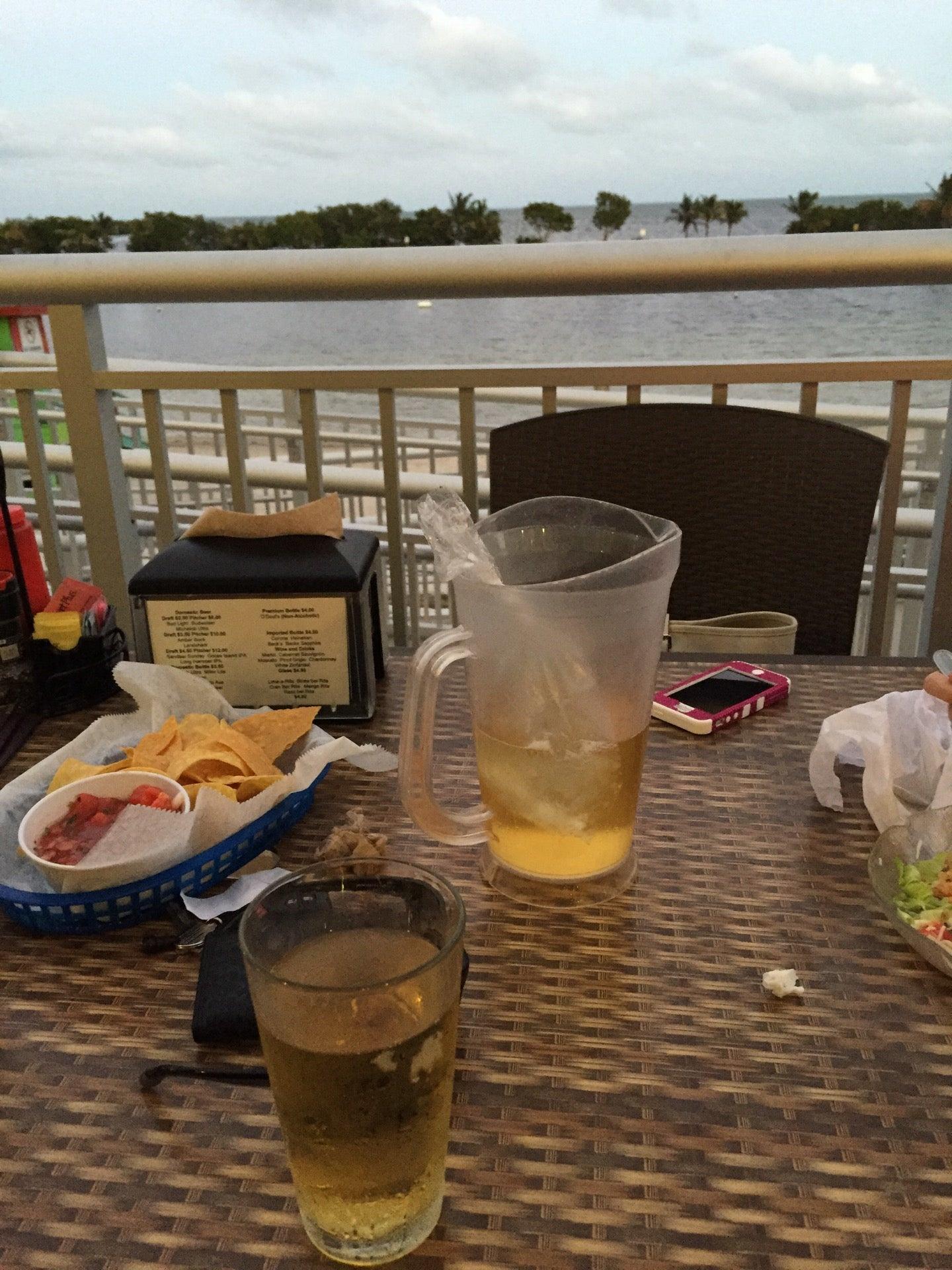 La Playa Grill,great view