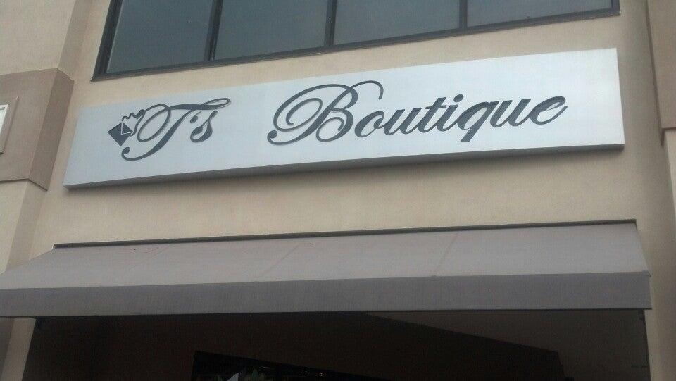T's Boutique,