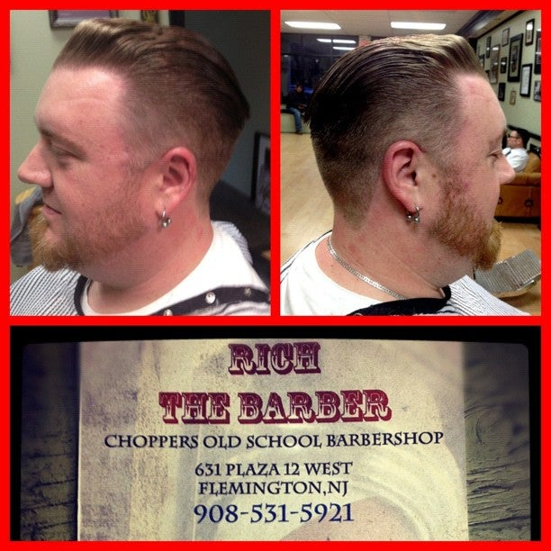 Chopper's Old School Barbershop,