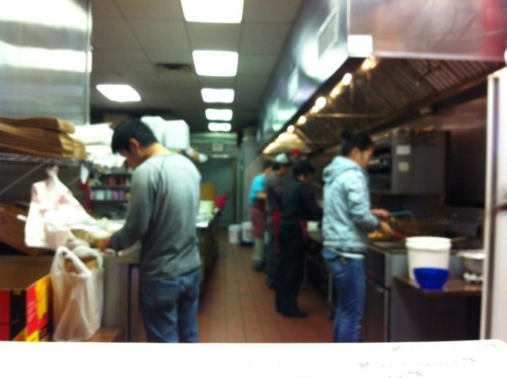 Oriental Chinese Restaurant,