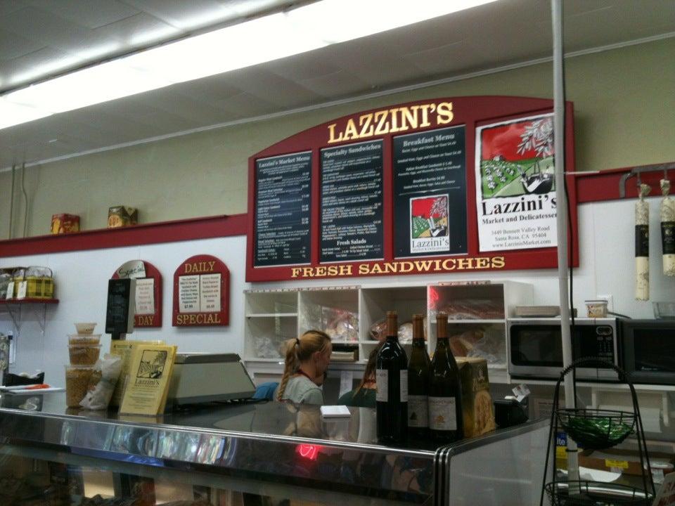 Lazzini's Market