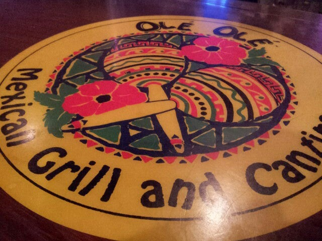 Ole' Ole',beer,mexican food