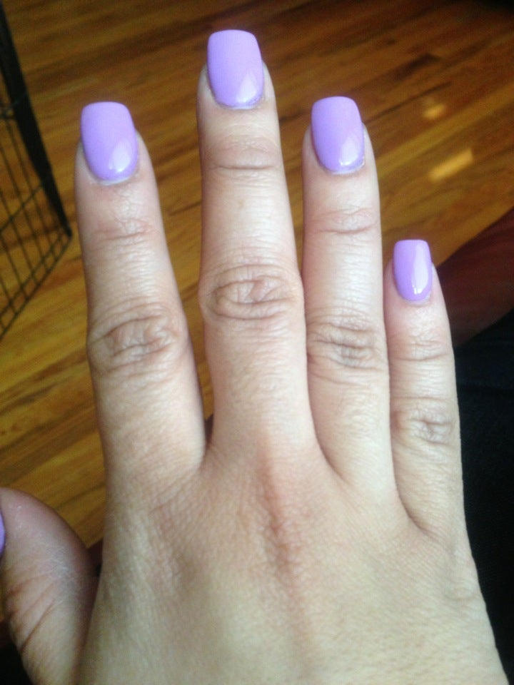 Natural Nails,