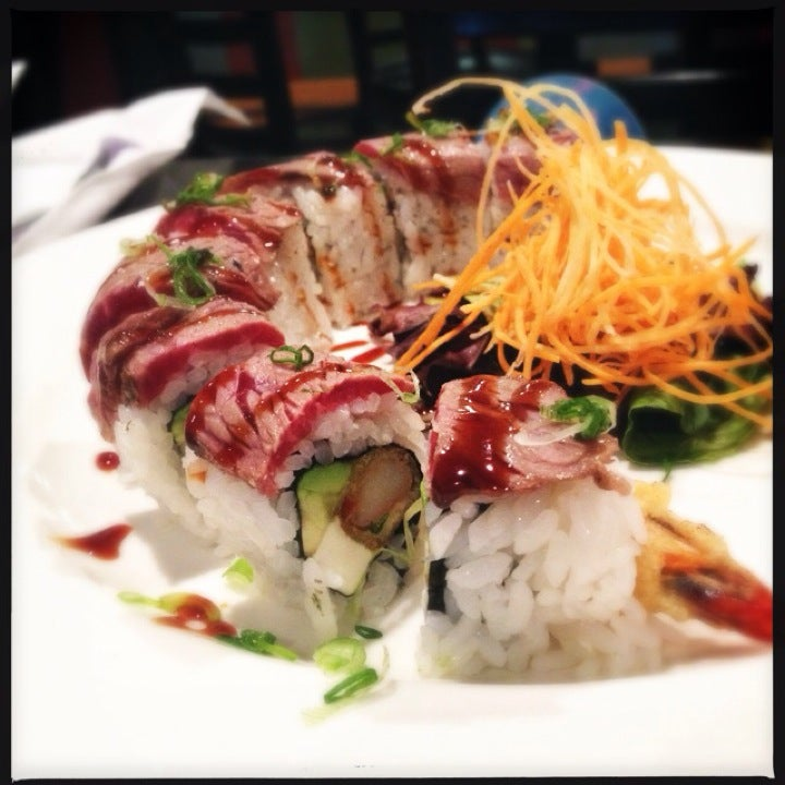 Masa,asian fusion,calamari,sushi