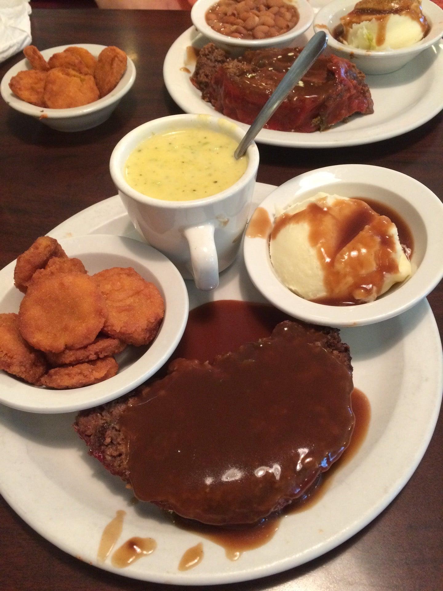 Wally's Restaurant,buffet