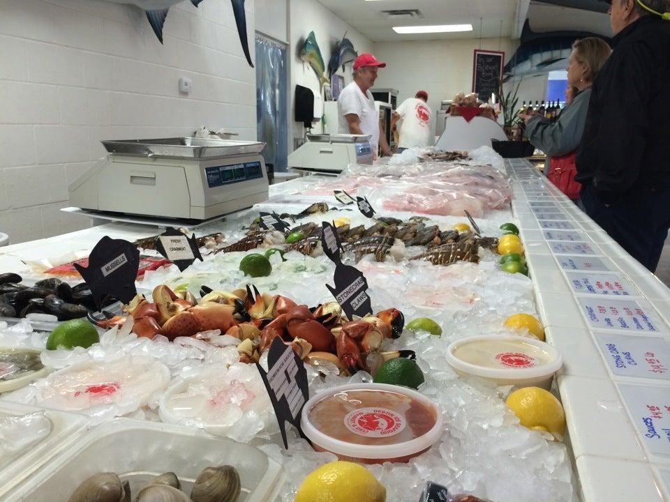 Destin Ice Seafood Market & Deli,