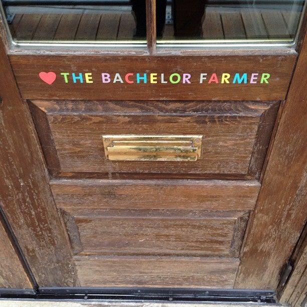 The Bachelor Farmer
