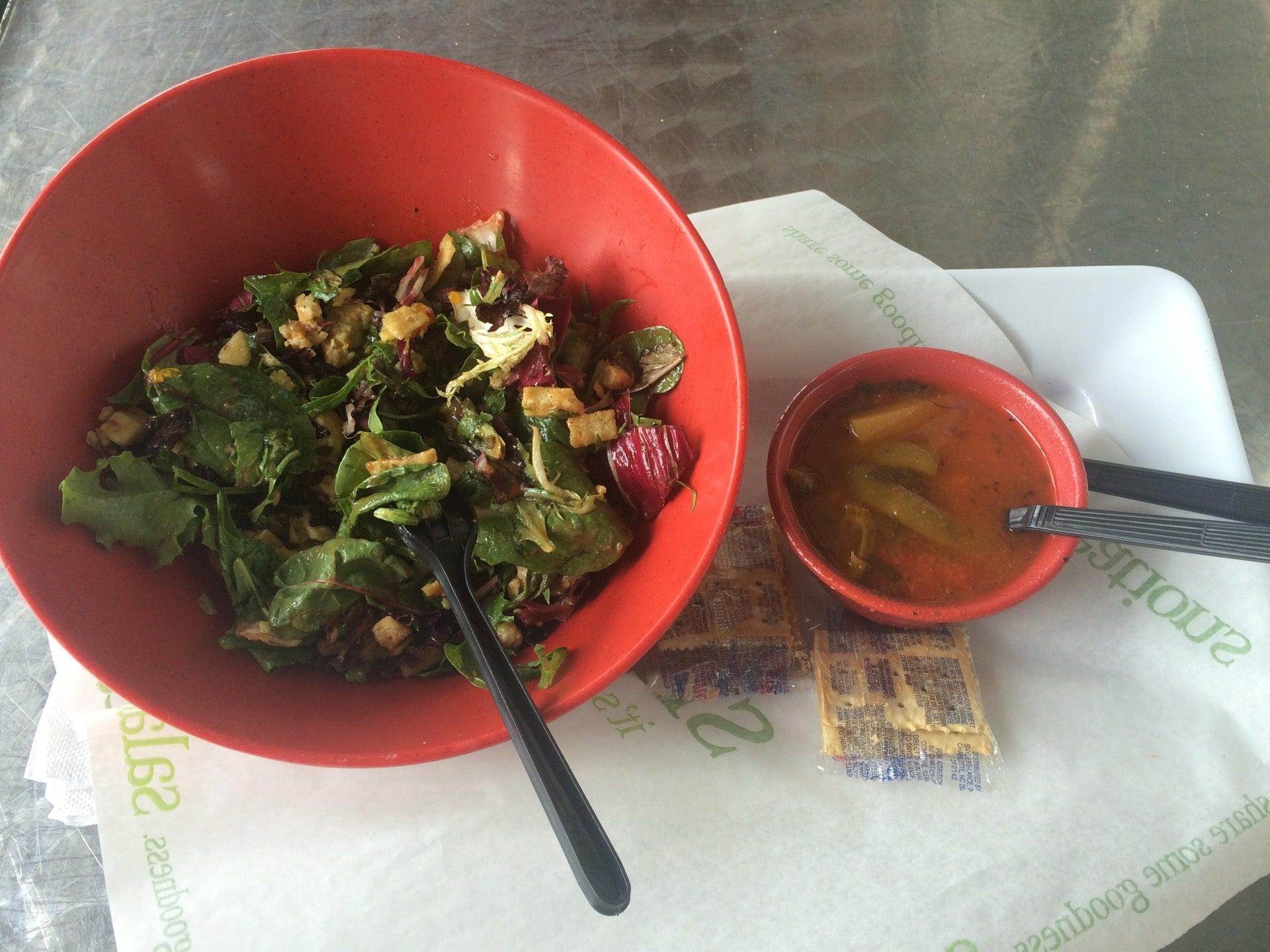 Salad Creations,