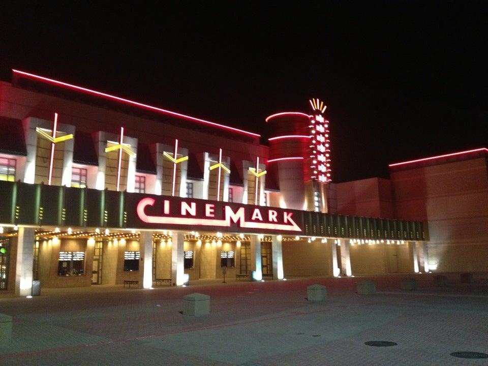 Cinemark Legacy and XD
