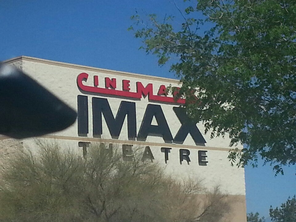 Cinemark 22 & IMAX