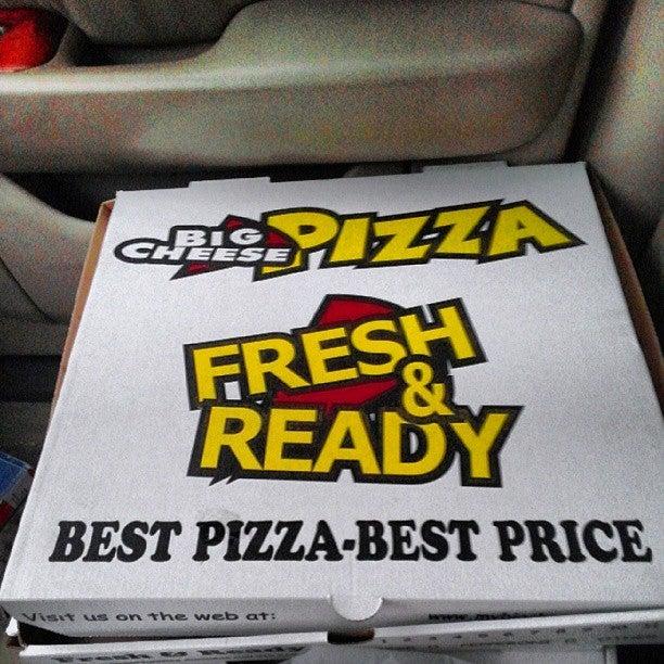 BIG CHEESE PIZZA,