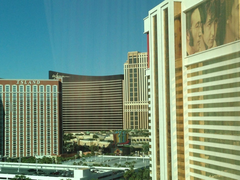 Mirage Hotel and Casino