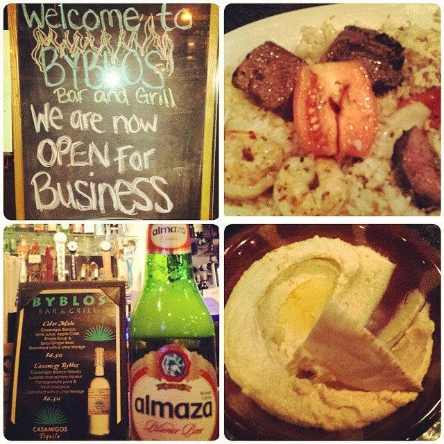 Byblos Mediterranean Cafe,