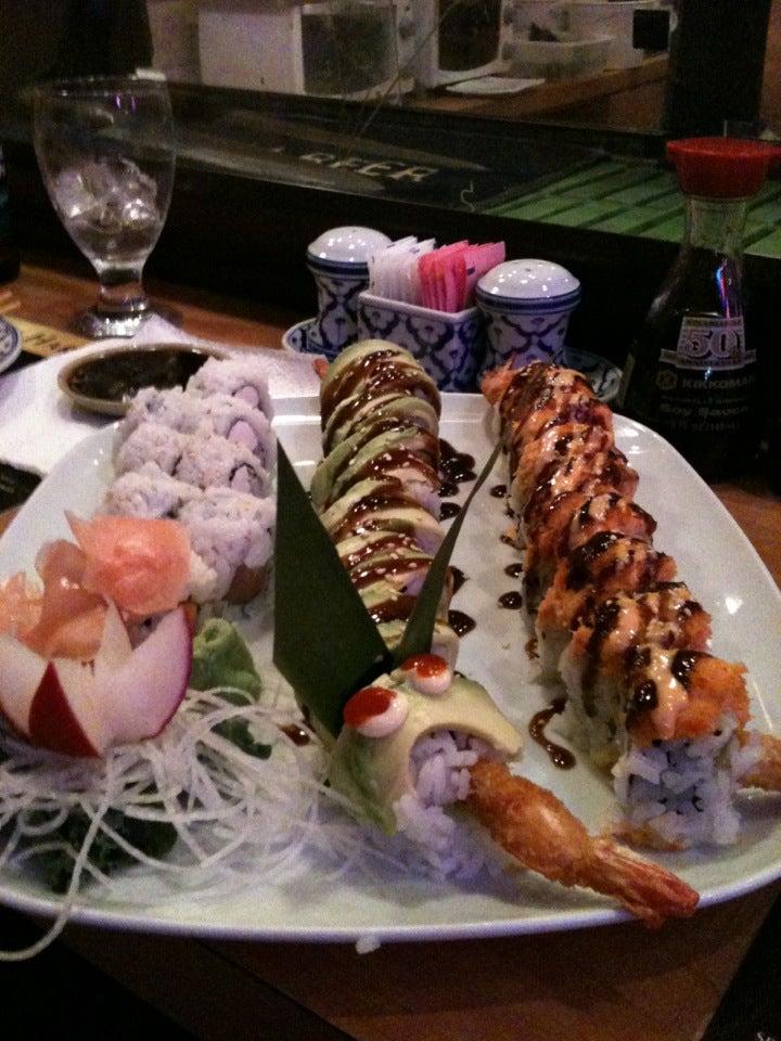 BANGKOK TOKYO,resturant,sushi