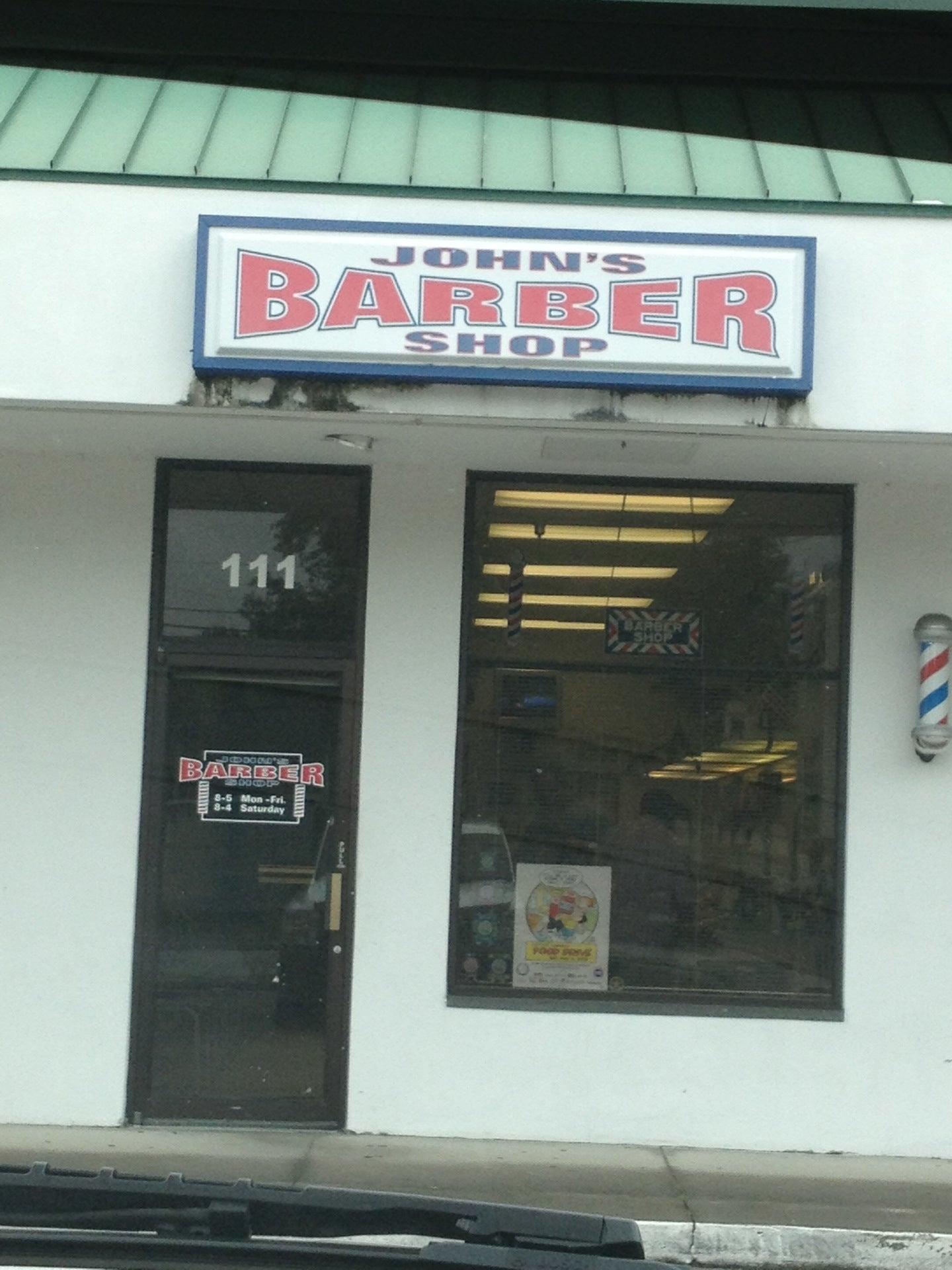 John's Barber Shop,