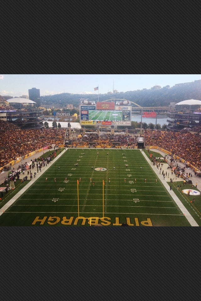 Heinz Field Pittsburgh Tickets Schedule Seating Charts