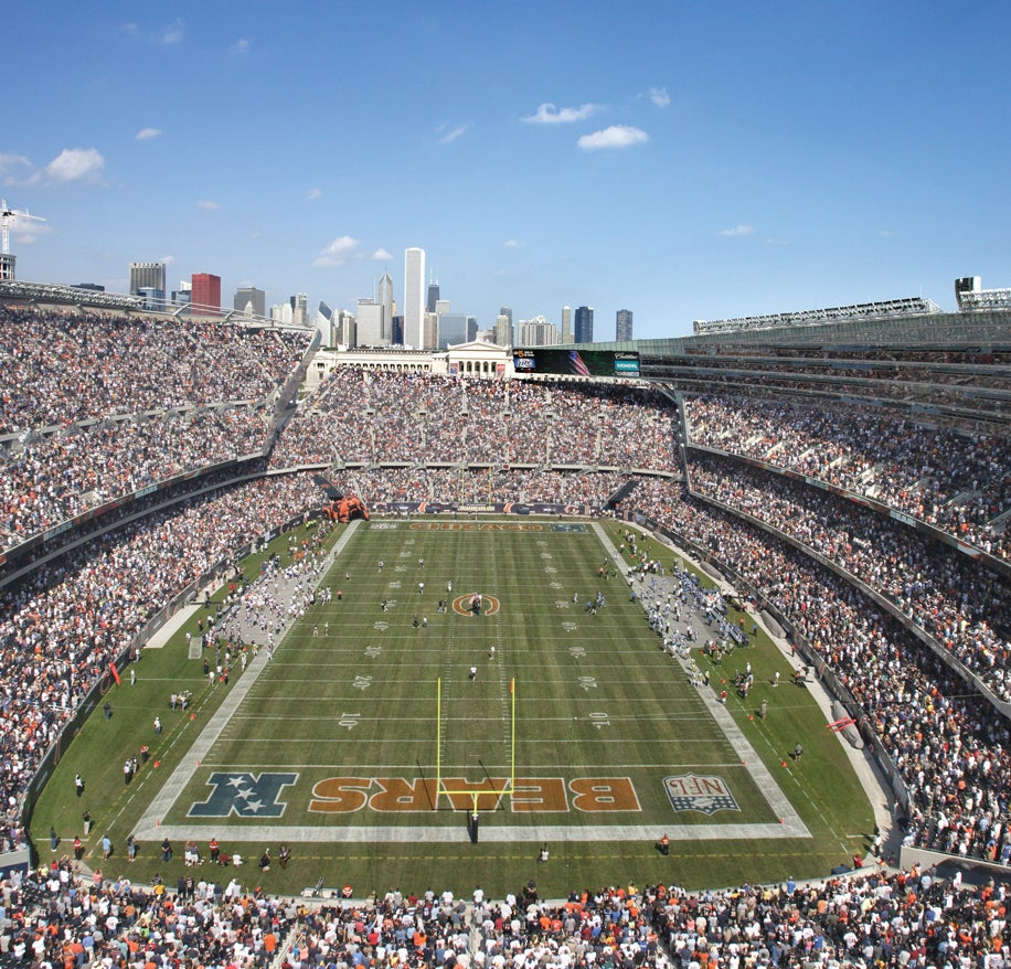 soldier field chicago tickets schedule seating charts. Black Bedroom Furniture Sets. Home Design Ideas