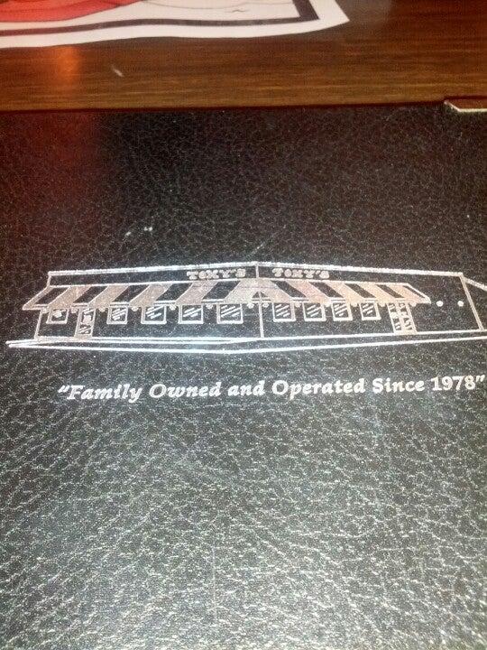 Tony's Italian Restaurant & Pizza,