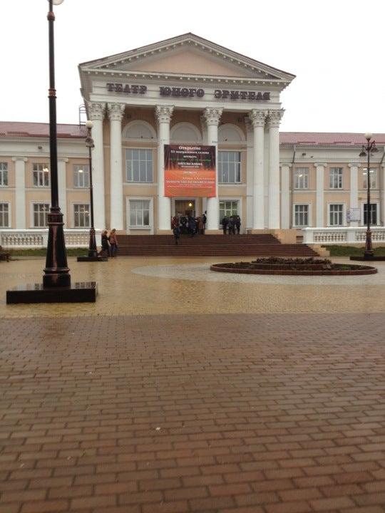 театры питера афиша октябрь