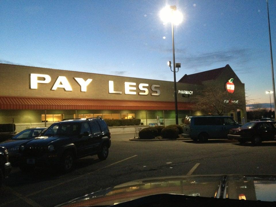 Pay Less Super Markets,