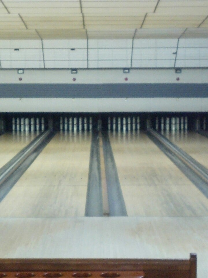New Palace Lanes,
