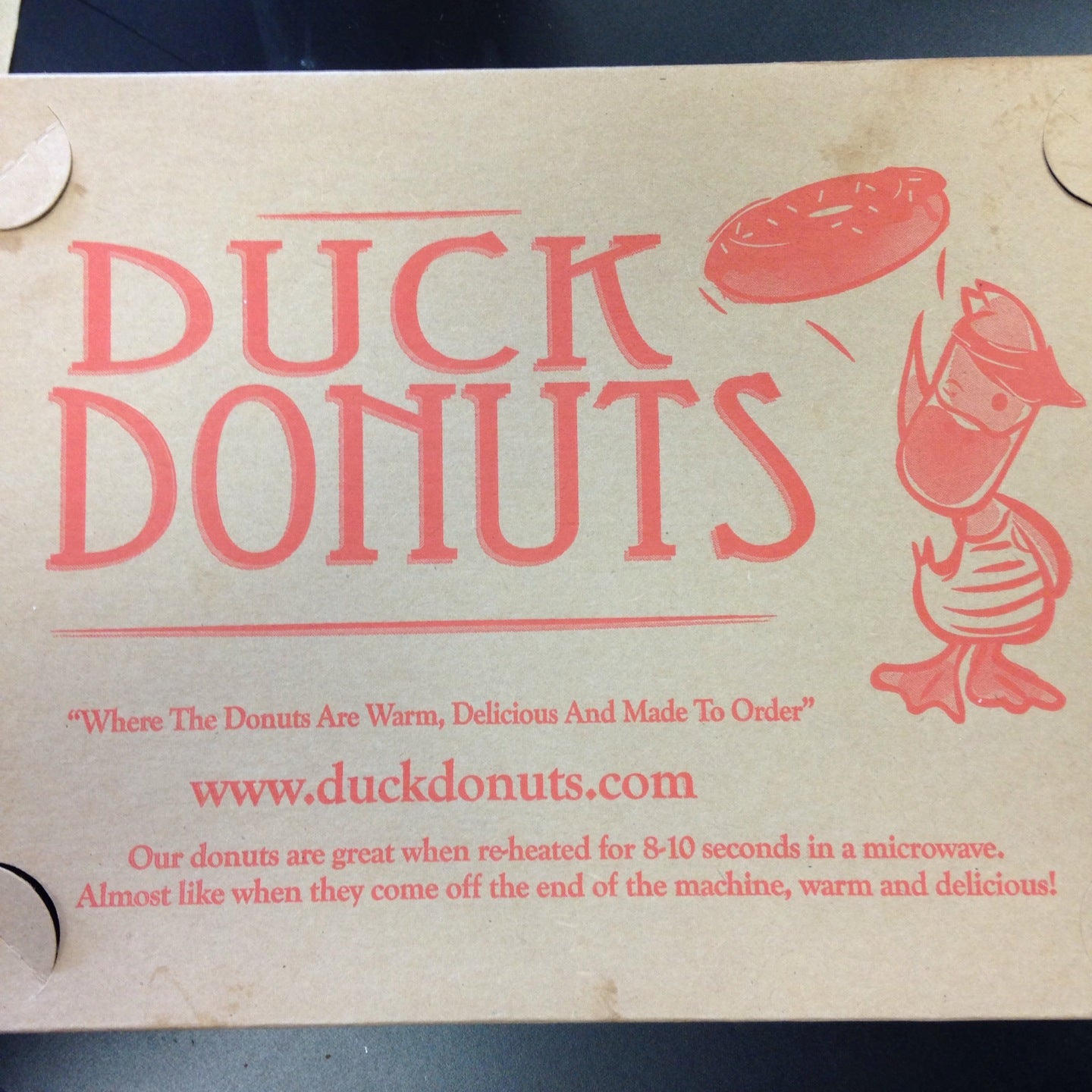 Duck Donuts,