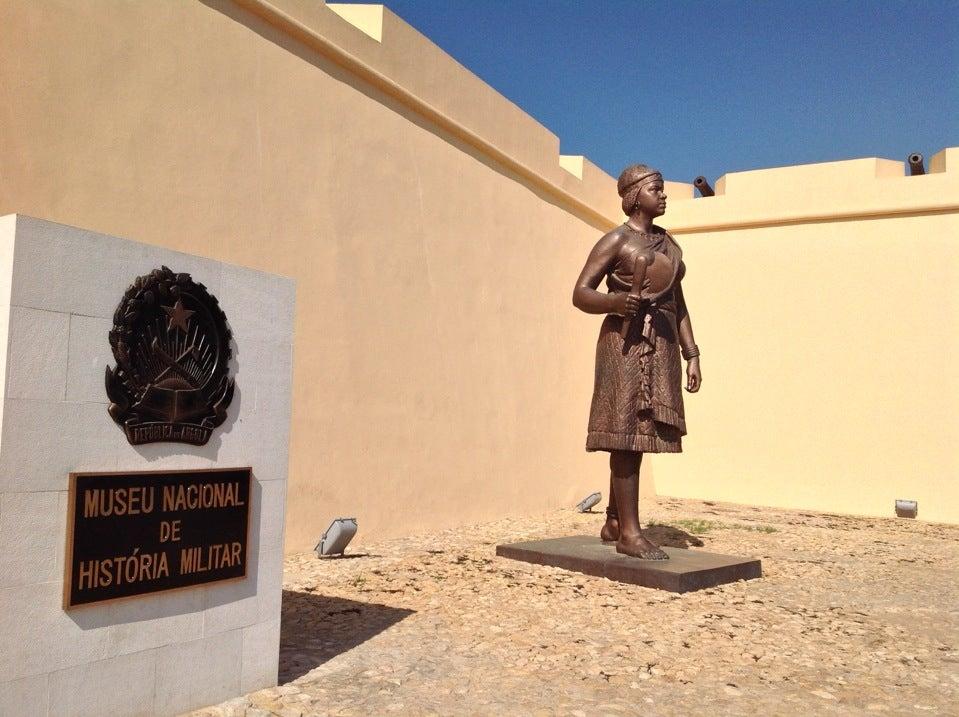Fortaleza De Luanda