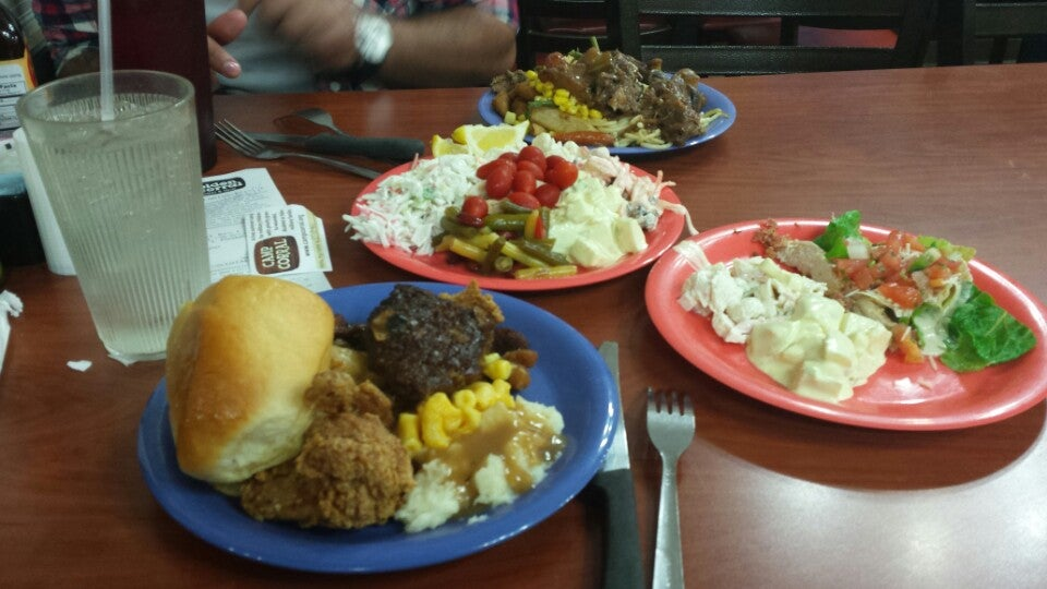 Golden Corral,