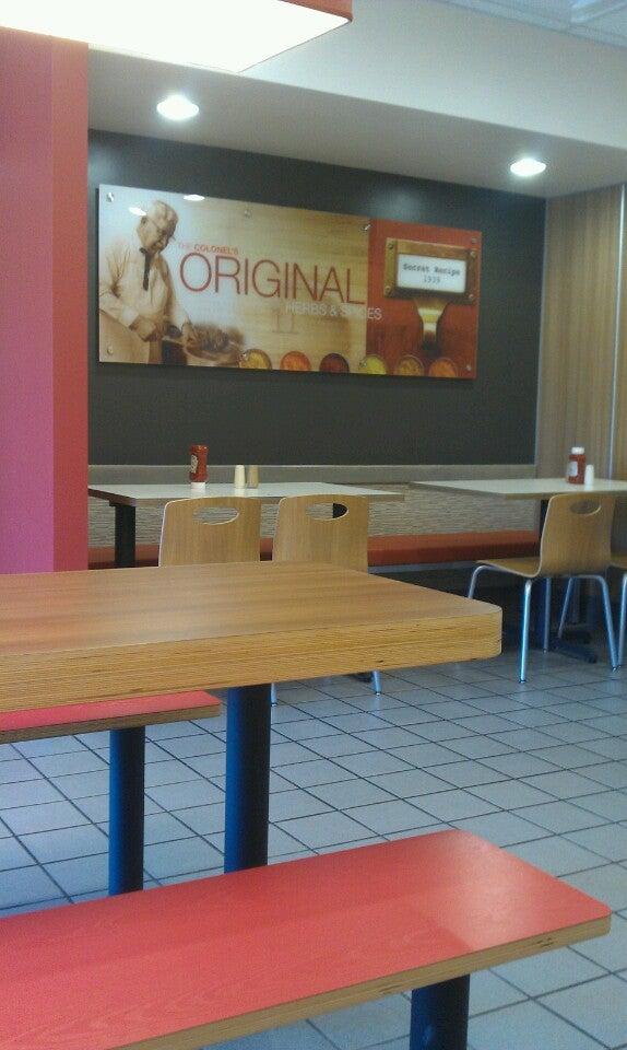 KFC,fried chicken