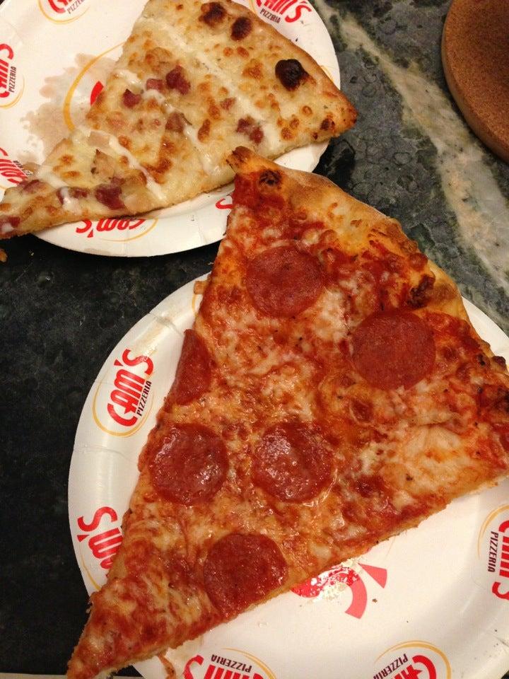 Cam's Pizzeria,