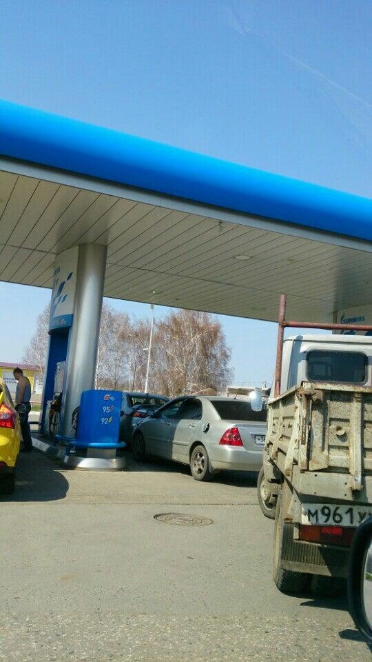 АЗС Газпромнефть фото 1