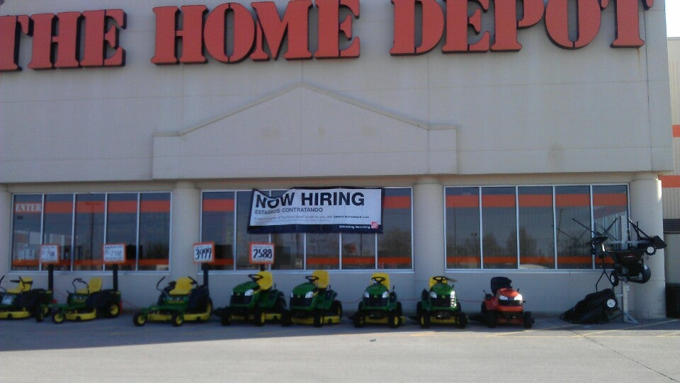 The Home Depot,hardware