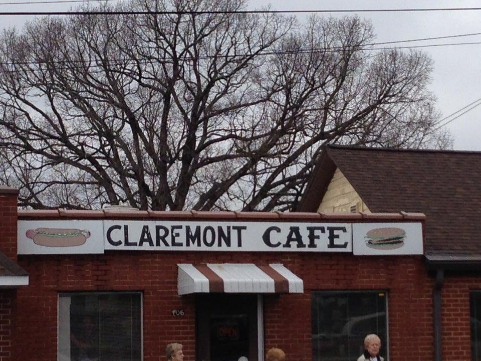 Claremont Cafe,