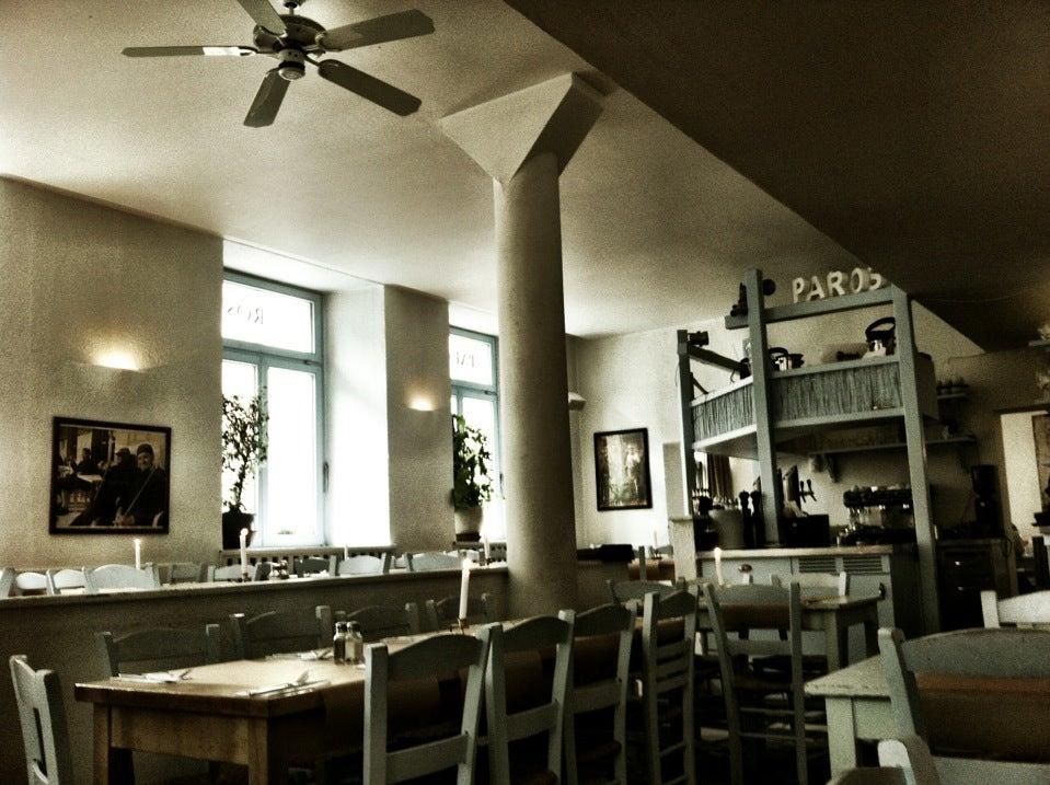 Taverna PAROS in München