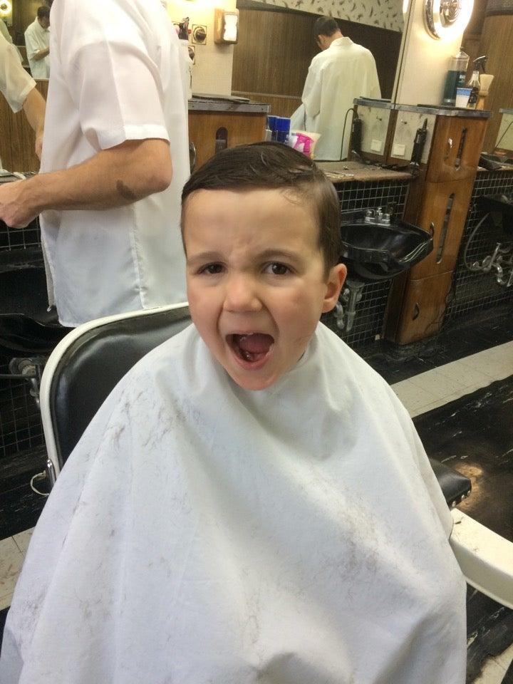 Noyes Street Barber Shop,