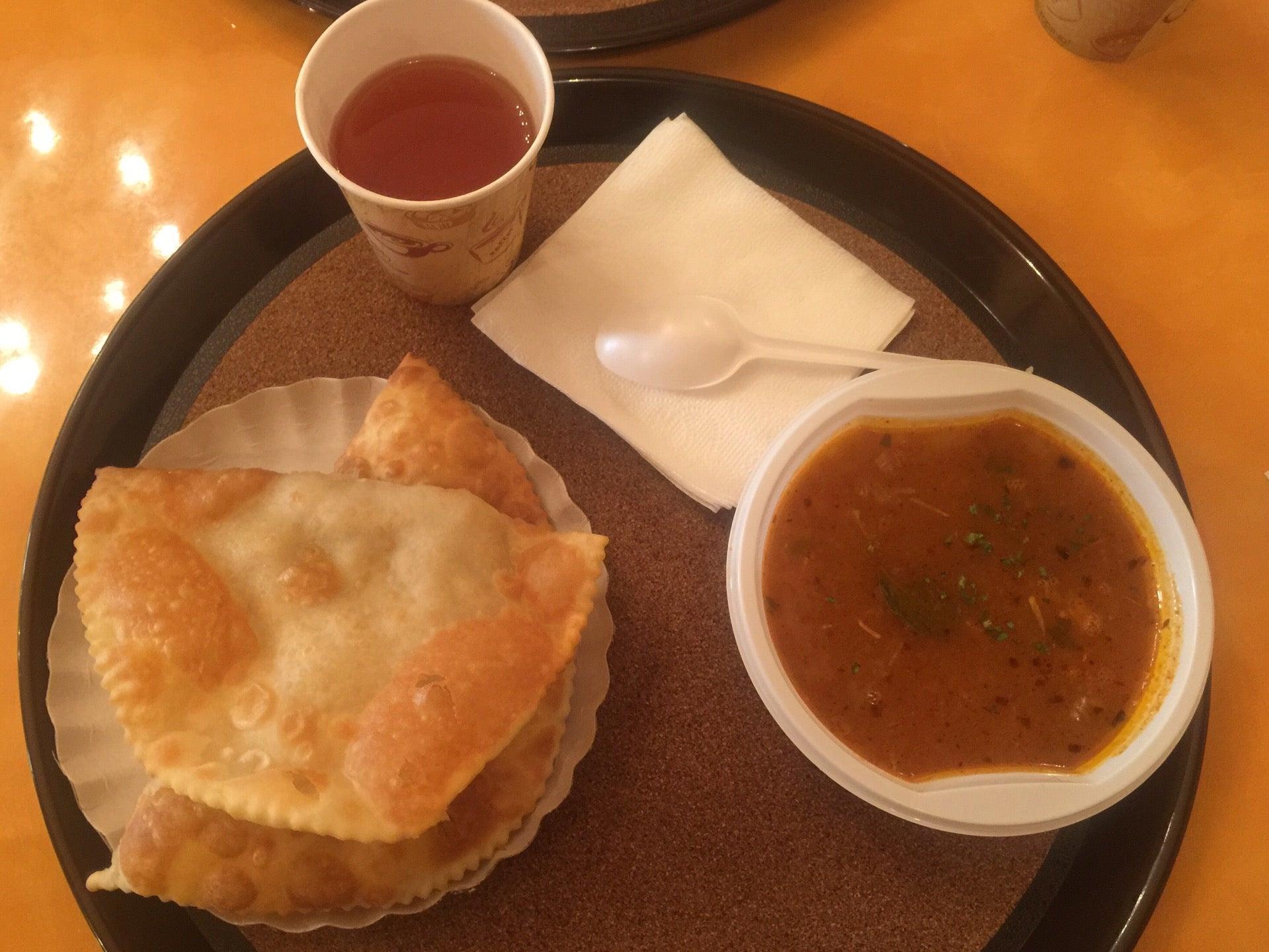 Помню чебуреки продавались в кулинарии от ресторана узбекистан