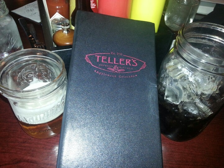 Tellers Tap Room & Kitchen