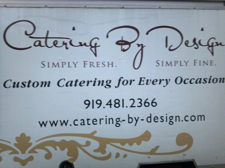 Catering By Design,