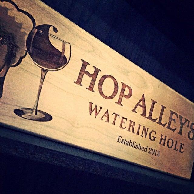 Hop Alley Brew Pub,