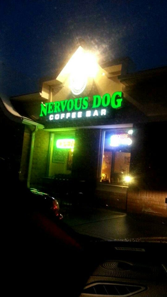 Nervous Dog Coffee Bar and Roasters,