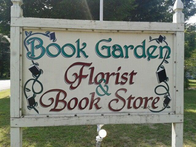 Book Garden Florist,