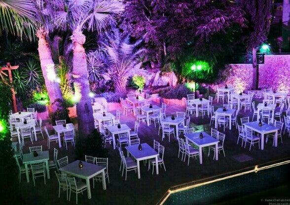 Rai, Amman West Hotel