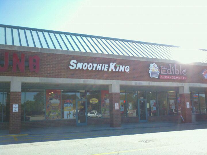 SMOOTHIE KING,nutritional supplements,snacks