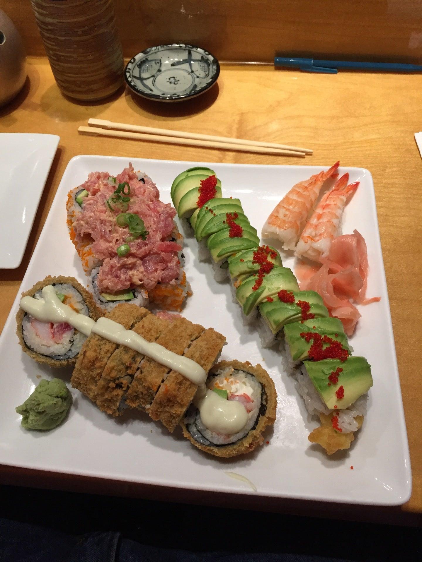 Mizu Sushi Steak & Seafood,japanese,seafood,steak,sushi