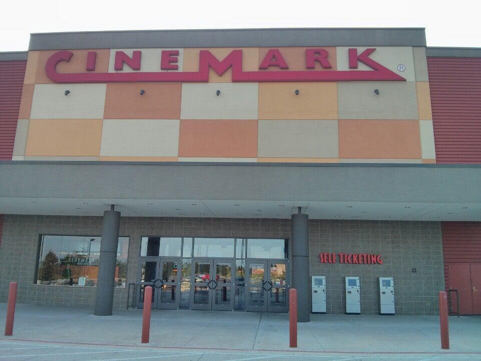 Cinemark Broken Arrow